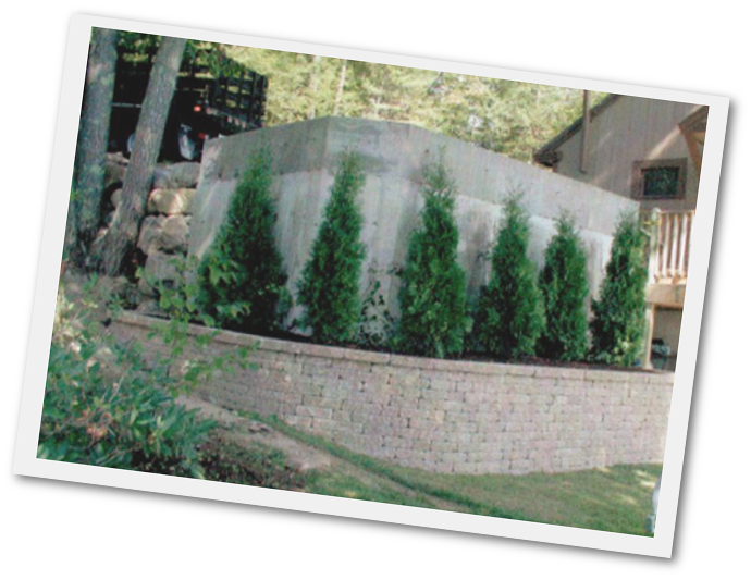 Retaining Wall Dover NH