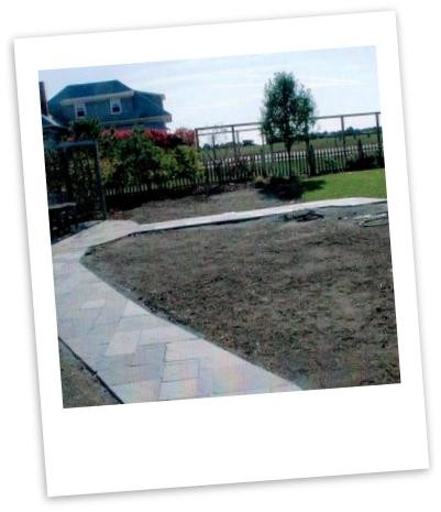 Patios and Walkways Portsmouth landscaping