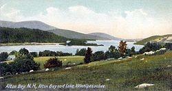 Alton-Bay-Landscape-postcard