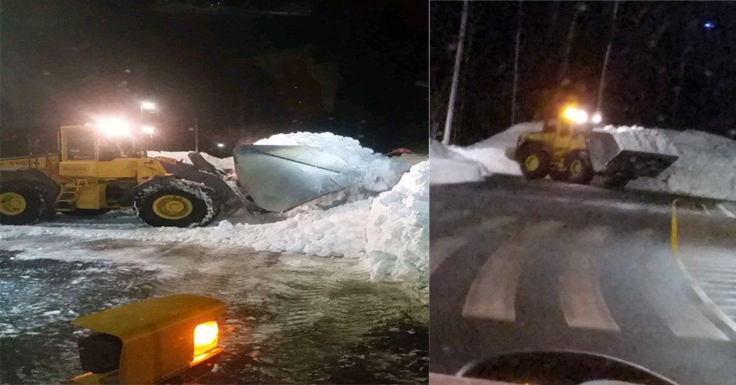 Snow Removal February 2017